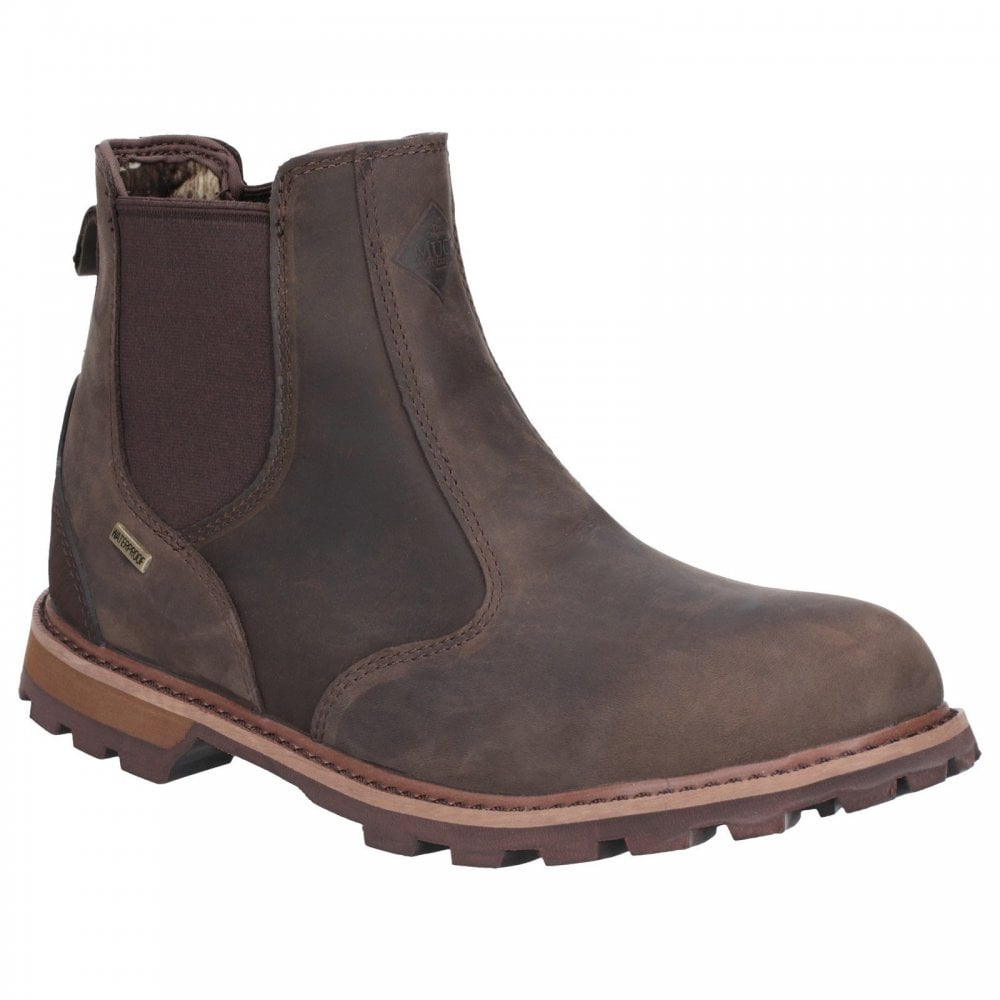 eb11d9fbed2 Mens Chelsea Boot Brown