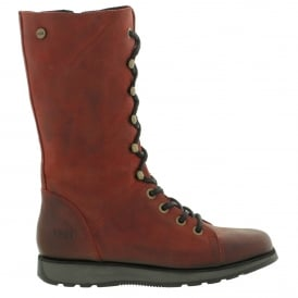 Batalion Boot Oxblood