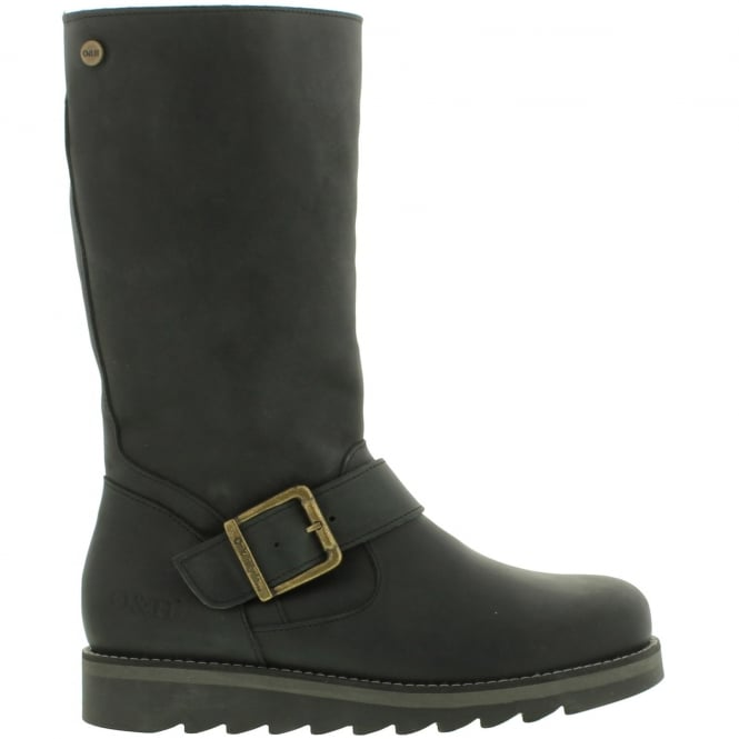 Oak & Hyde Coast MID Black