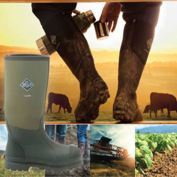 WIN a pair of Muck Boots!