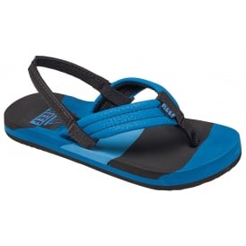 Reef Kids Flip flop AHI Blue Multiline, kids summer flip