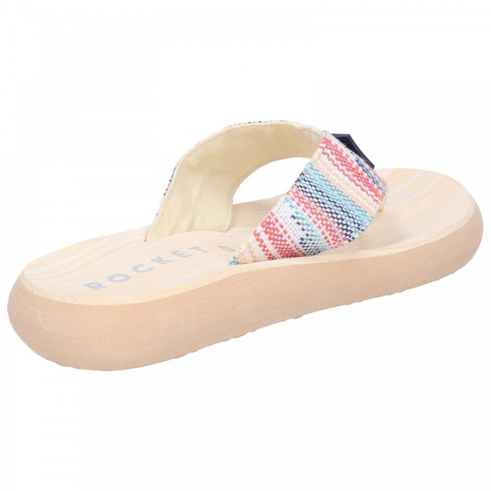 Womens Girls Rocket Dog Spotlight Flip Flops Play Mesh Beach Shoes UK 3 UK 4