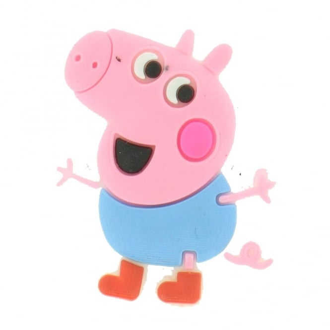 Shoe Charms Peppa Pig George