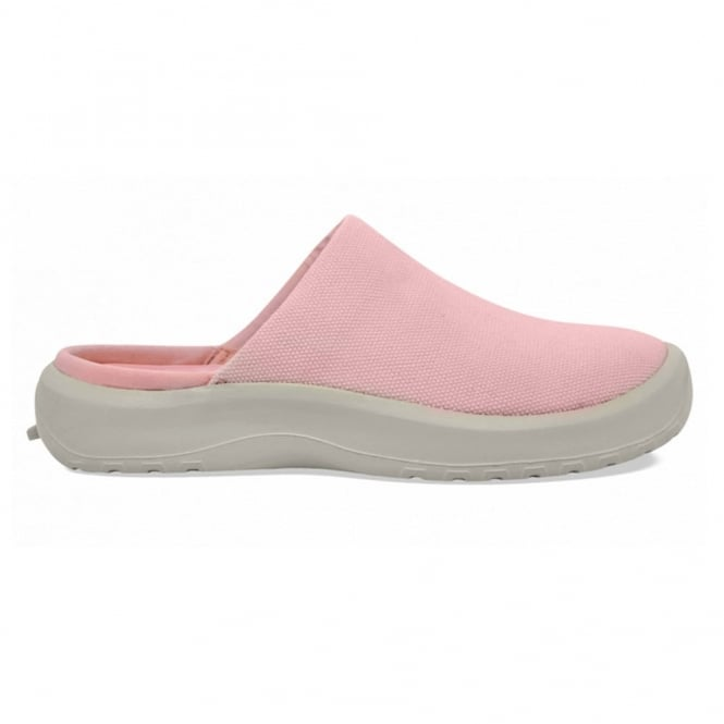 Soft Science Daisy Canvas Pink, Lightweight yet supportive slip on clog
