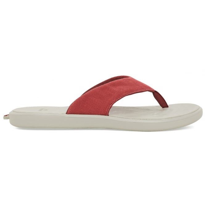 Soft Science Skiff 2.0 Canvas Red, superb comfort and cushioning