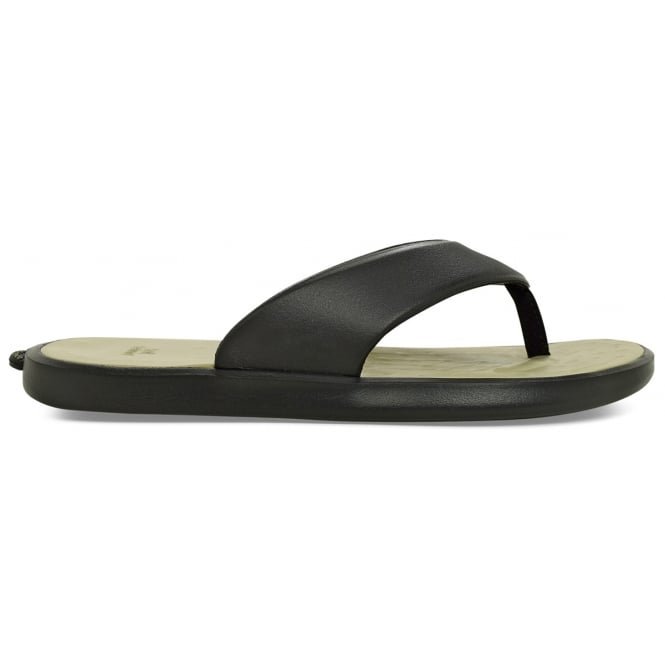 Soft Science Skiff 2.0 EVA Black/Khaki, Soft EVA flip with arch support