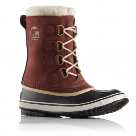 Pac 2 NL1645 Redwood British Tan, waterproof lace up boot