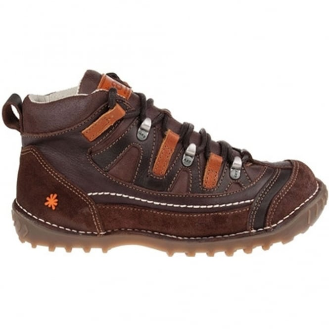 the company 0157 shotover boot brown stlyish shoe