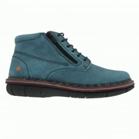 0434 Assen Boot Overland Prusia, Stylish leather ankle boot