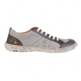 0783 Melbourne Lux Suede-Grain Grey