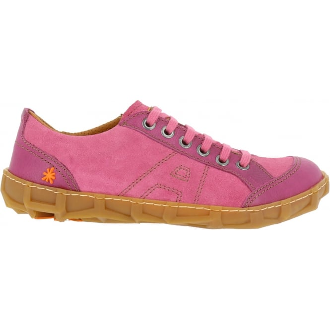 The Art Company 0783 Melbourne Lux Suede-Grain Magenta Pink