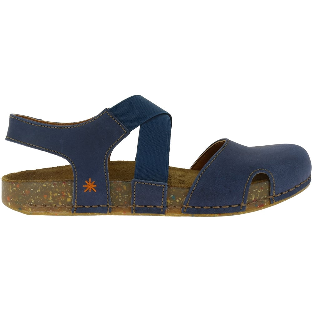 shop for official largest selection of 2019 complimentary shipping 0878 We Walk Sandal Blue, closed toe summer sandal
