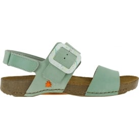 1001 I Breathe Sandal Eton, leather with buckle closure