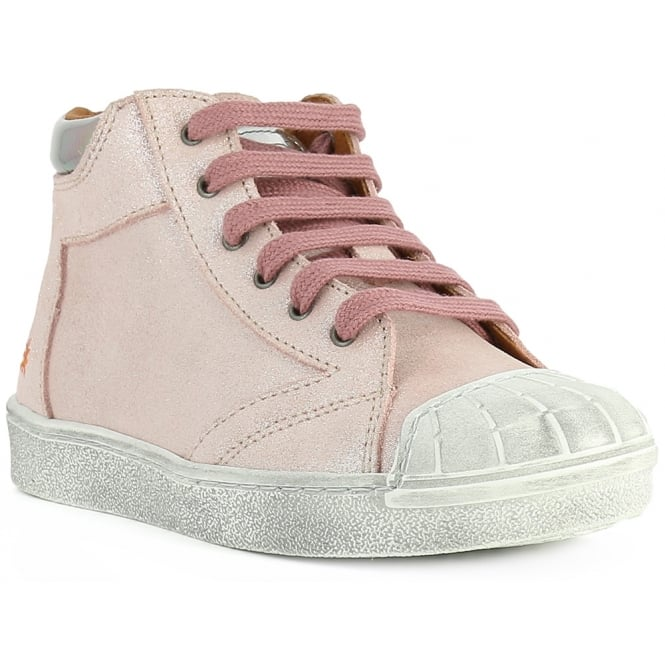 The Art Company A153 Sidney Boot Rose Youth