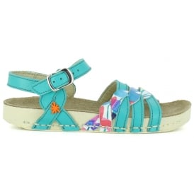 A430 Kids I-Play Clovers, Pretty Kids Sandal