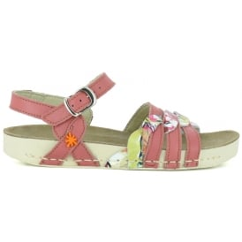 A430 Kids I-Play Flowers, Pretty Kids Sandal