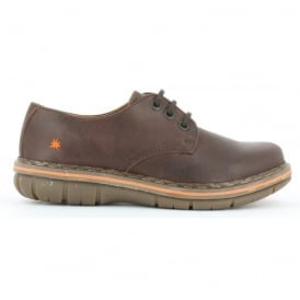 The Art Company Assen 0458 Brown, Lace up shoe