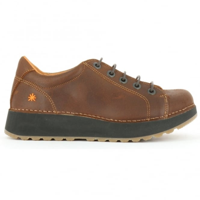 The Art Company Heathrow 1020 Adobe, Laced Leather shoe