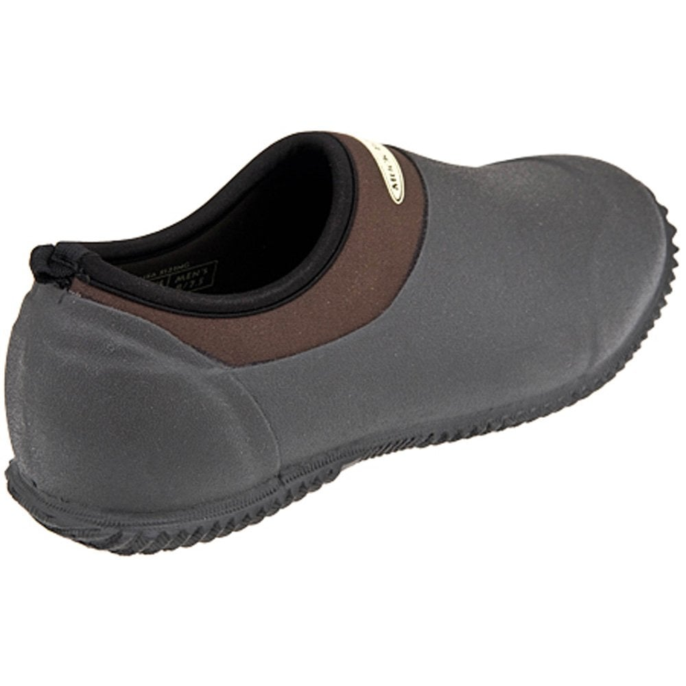 The Muck Boot Company Daily Garden Shoe Brown Gardening shoes