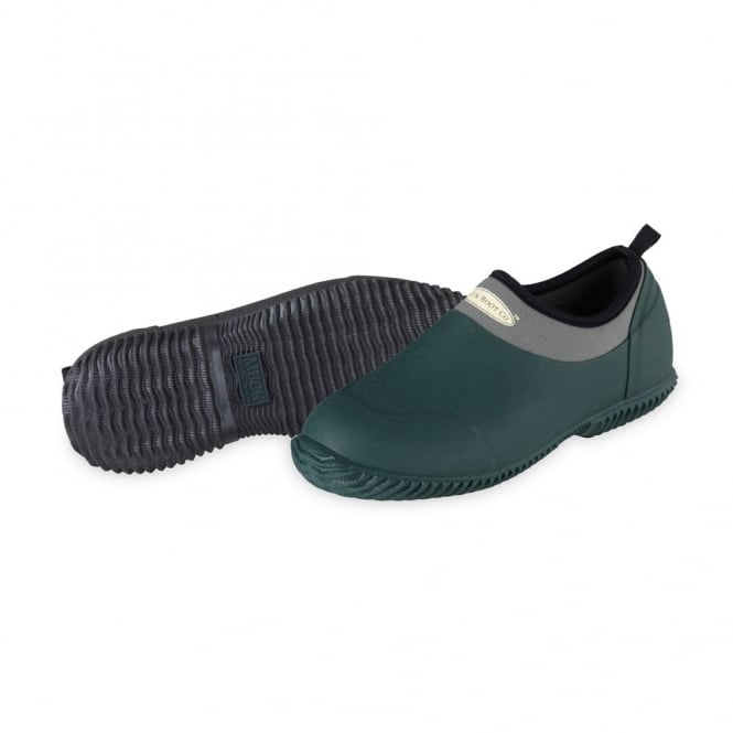 The Muck Boot Company Daily Garden Shoe Green, Gardening shoes warm neoprene lining