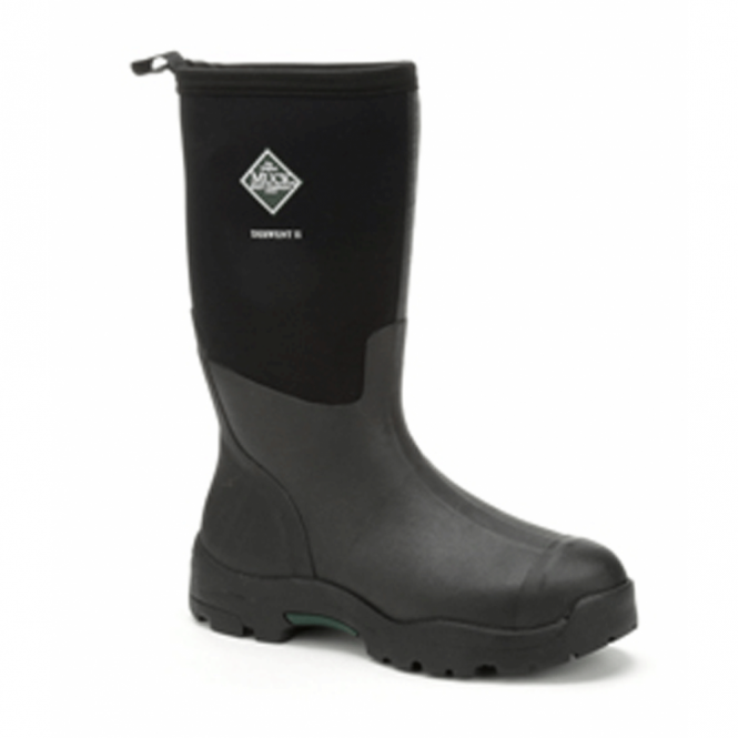 The Muck Boot Company Derwent II Black, all purpose field boot