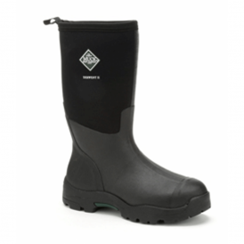Derwent II Black, all purpose field boot