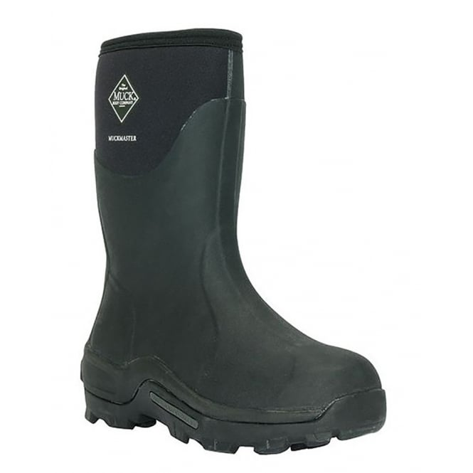 The Muck Boot Company Muckmaster MID Black