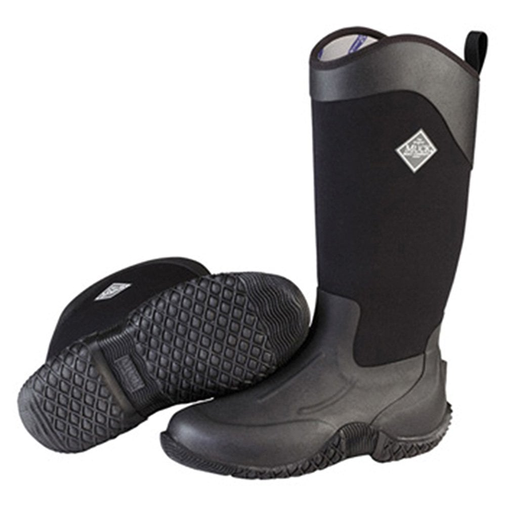 Muck Boots Tack Ii Tall Black Womens A New Take On The