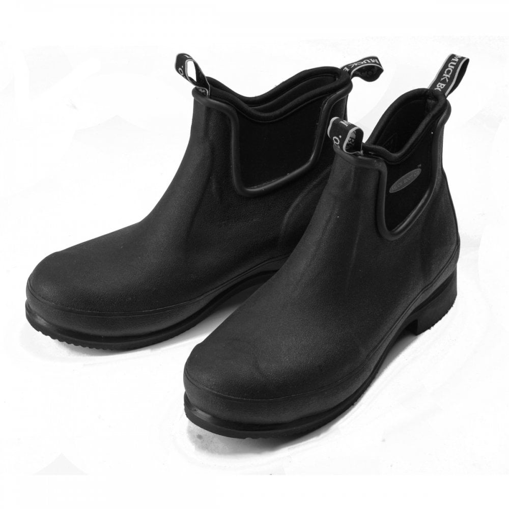 The Muck Boot Company Wear Paddock Boots Black, Ideal for riding ...