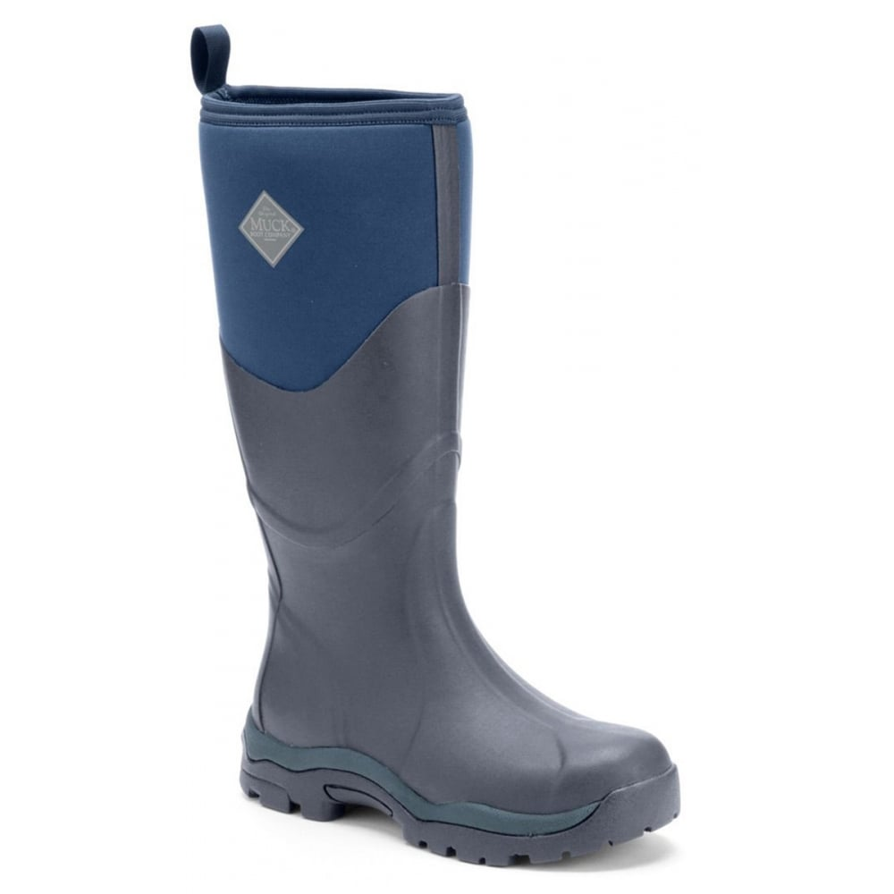 Womens Greta II Max Navy. The Muck Boot Company ...