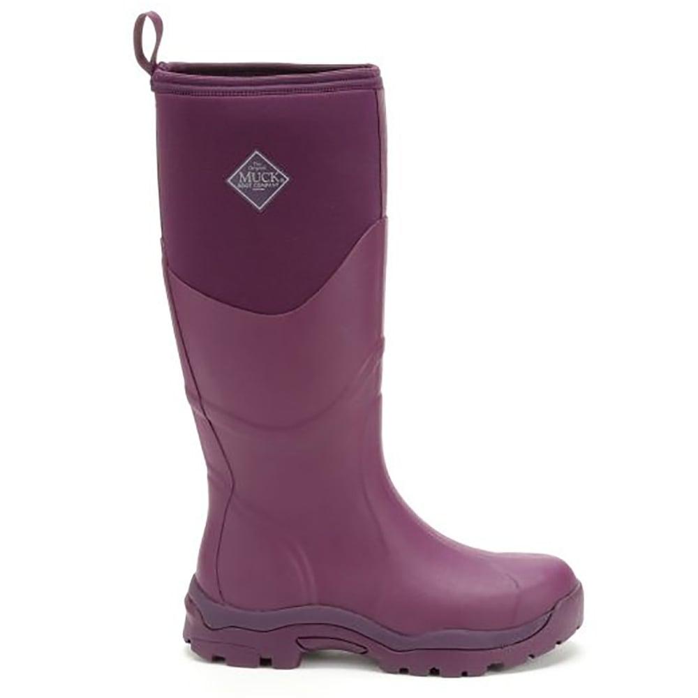 Muck Boots Womens Greta Ii Max Purple Women From Jellyegg Uk