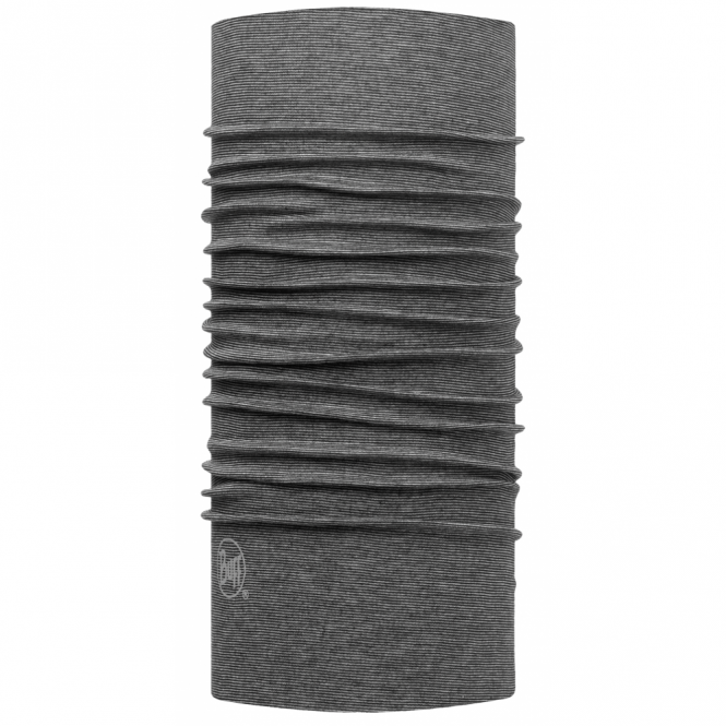 Buff The Original Yarn Dyed Stripes Grey, Multifunctional head wear