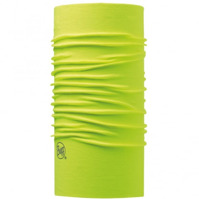 Buff The Original Yellow Fluor, Multifunctional head wear