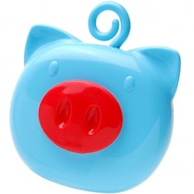 Sporky Wipe Dispenser Blue, Handy dispenser for pet wet wipes