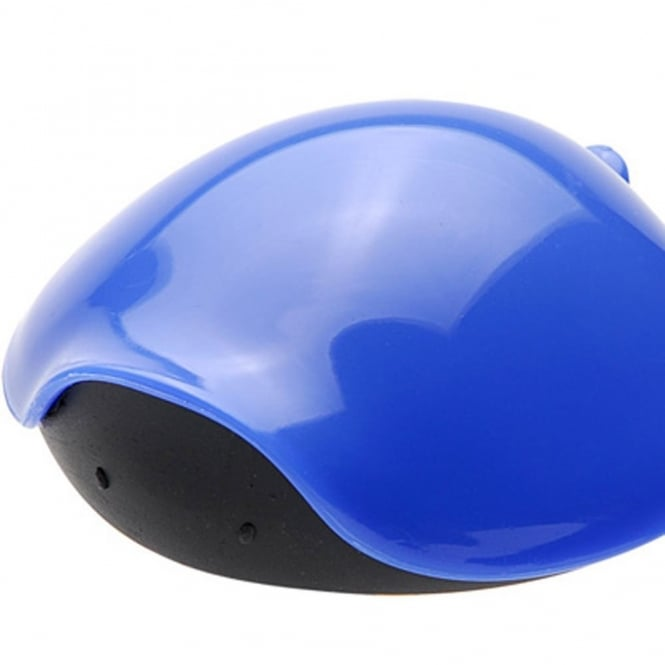 United Pets Tartolo Turtle Shaped Can Lid Blue, A handy lid to keep pet food fresh once opened