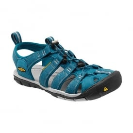 Womens Clearwater CNX Celestial/Vapor, a low profile lightened version of the orignal KEEN sandal