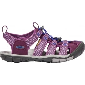 Womens Clearwater CNX GrapeWine/Grape Kiss, a low profile lightened version  of the orignal